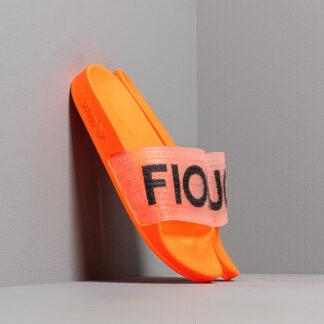adidas x Fiorucci Adilette Solar Orange/ Solar Gold/ Black G28915