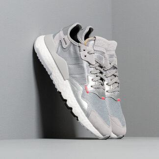 adidas Nite Jogger Silver Mate/ Light Solid Green/ Core Black EE5851