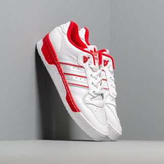adidas Rivalry Low Ftw White/ Ftw White/ Scarlet EE4658