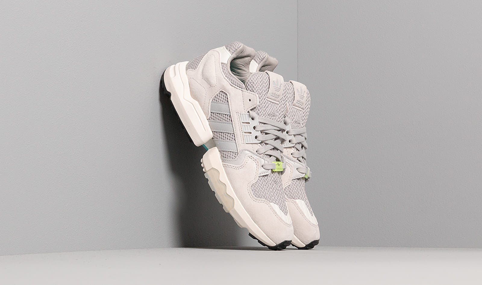 adidas ZX Torsion Grey Two/ Grey Two/ Core White EE4809