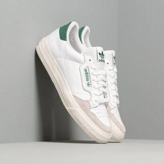 adidas Continental Vulc Ftw White/ Ftw White/ Core Green EF3534