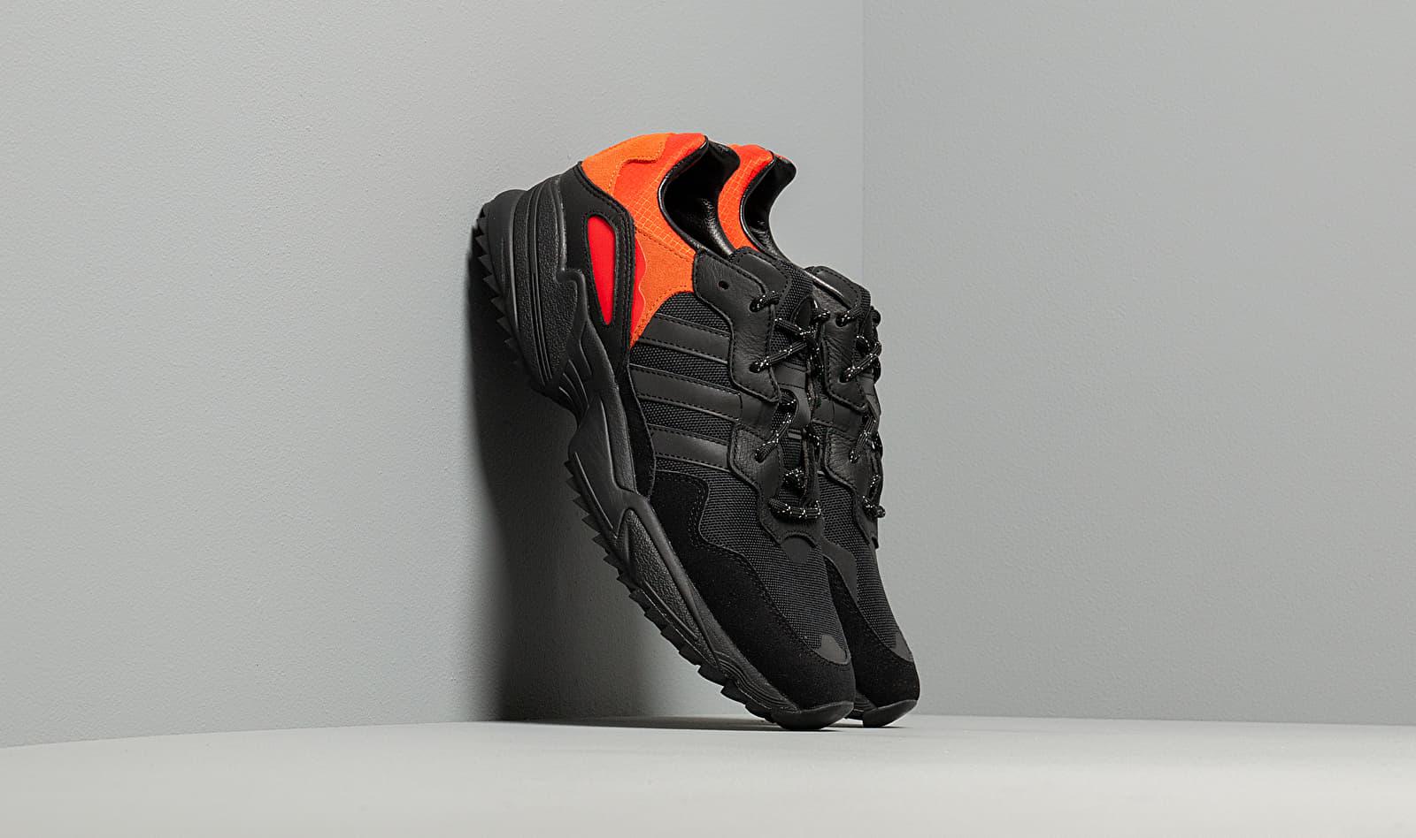 adidas Yung-96 Trail Core Black/ Trace Green Metalic/ Flace Orange EE5592