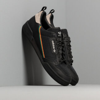 adidas Continental 80 Core Black/ Orange/ Sesame EE5597