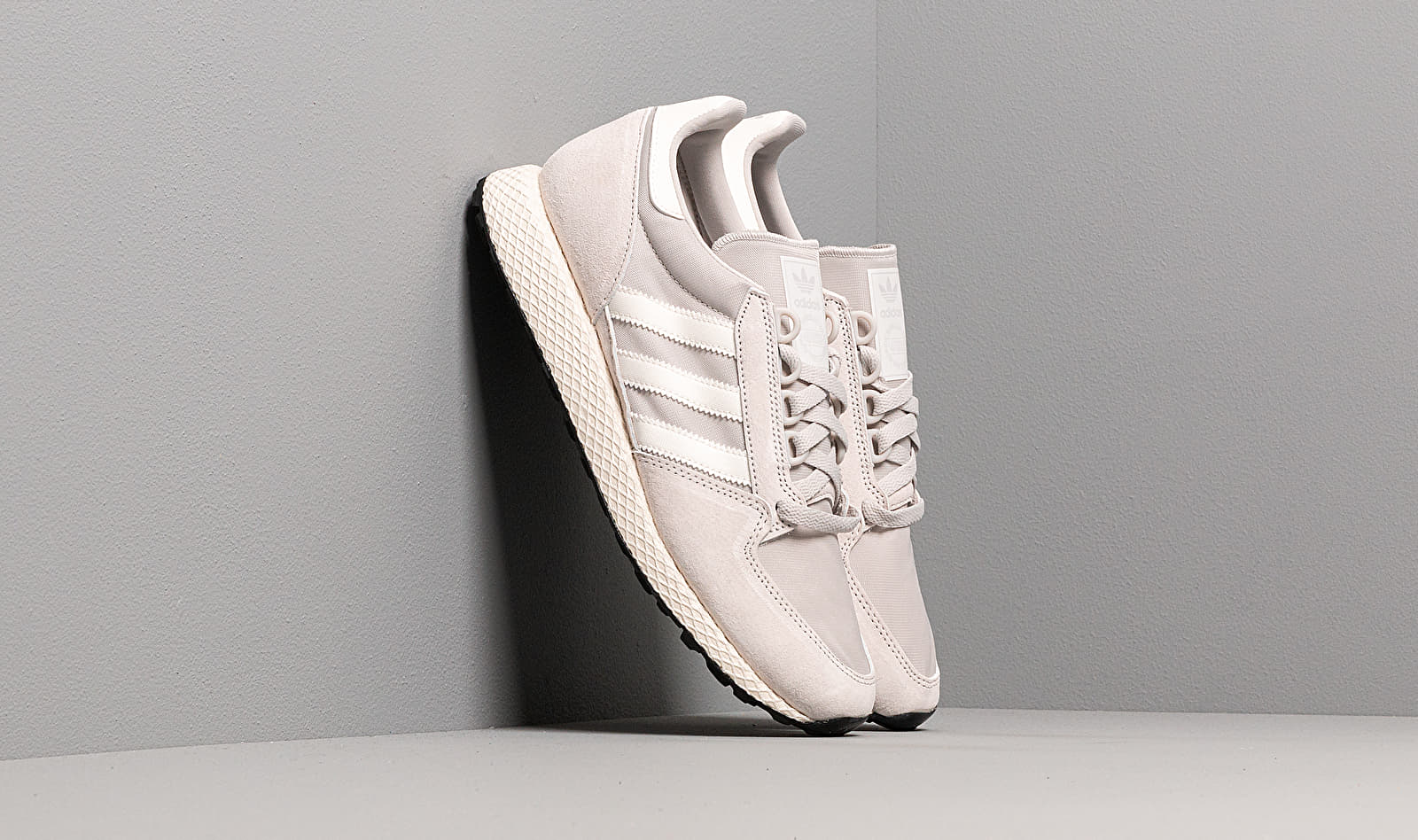 adidas Forest Grove Grey One/ Cloud White/ Core Black EE5837