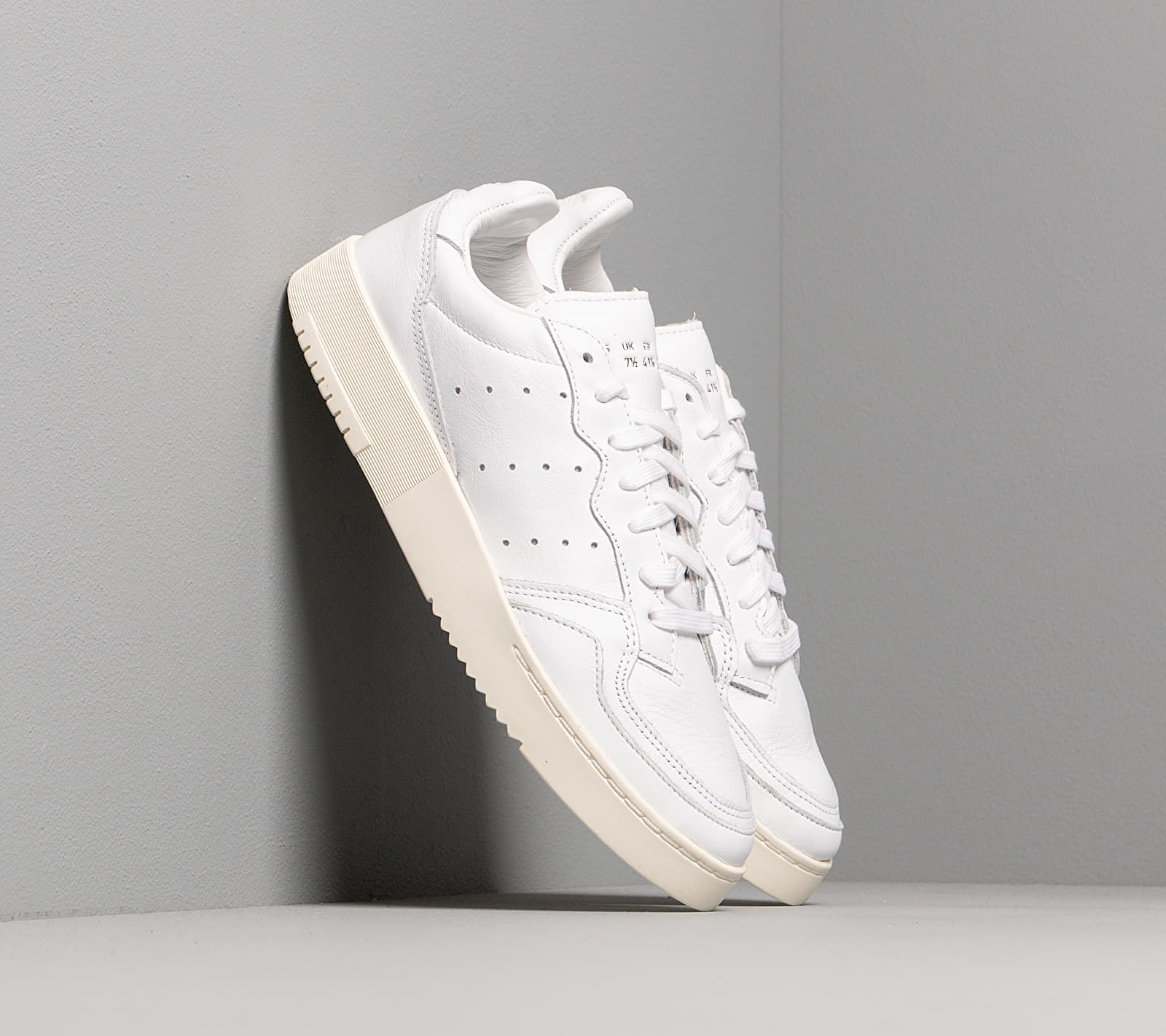 adidas Supercourt Crystal White/ Core White/ Off White EE6325
