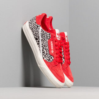 adidas Continental Vulc Scarlet/ Ftw White/ Off White EF3527