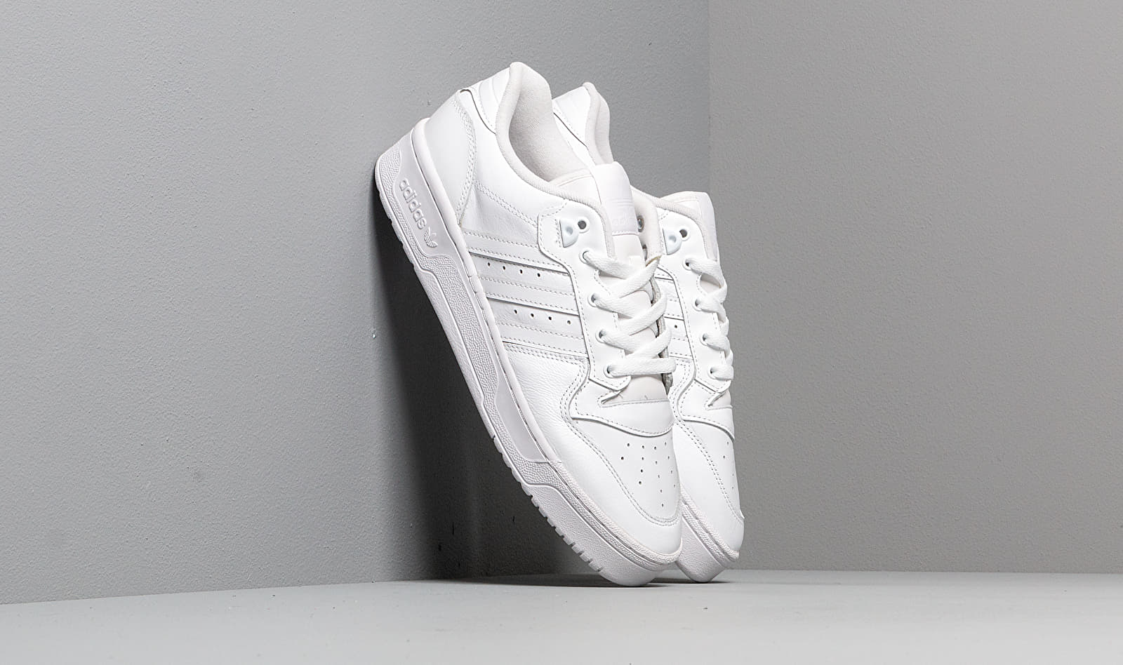 adidas Rivalry Low Ftw White/ Ftw White/ Core Black EF8729