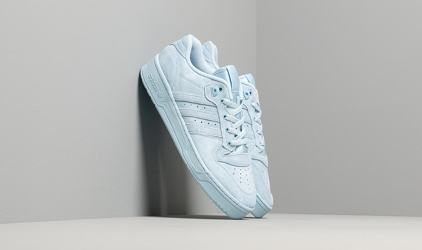 adidas Rivalry Low Clear Sky/ Clear Sky/ Ftw White EE7063
