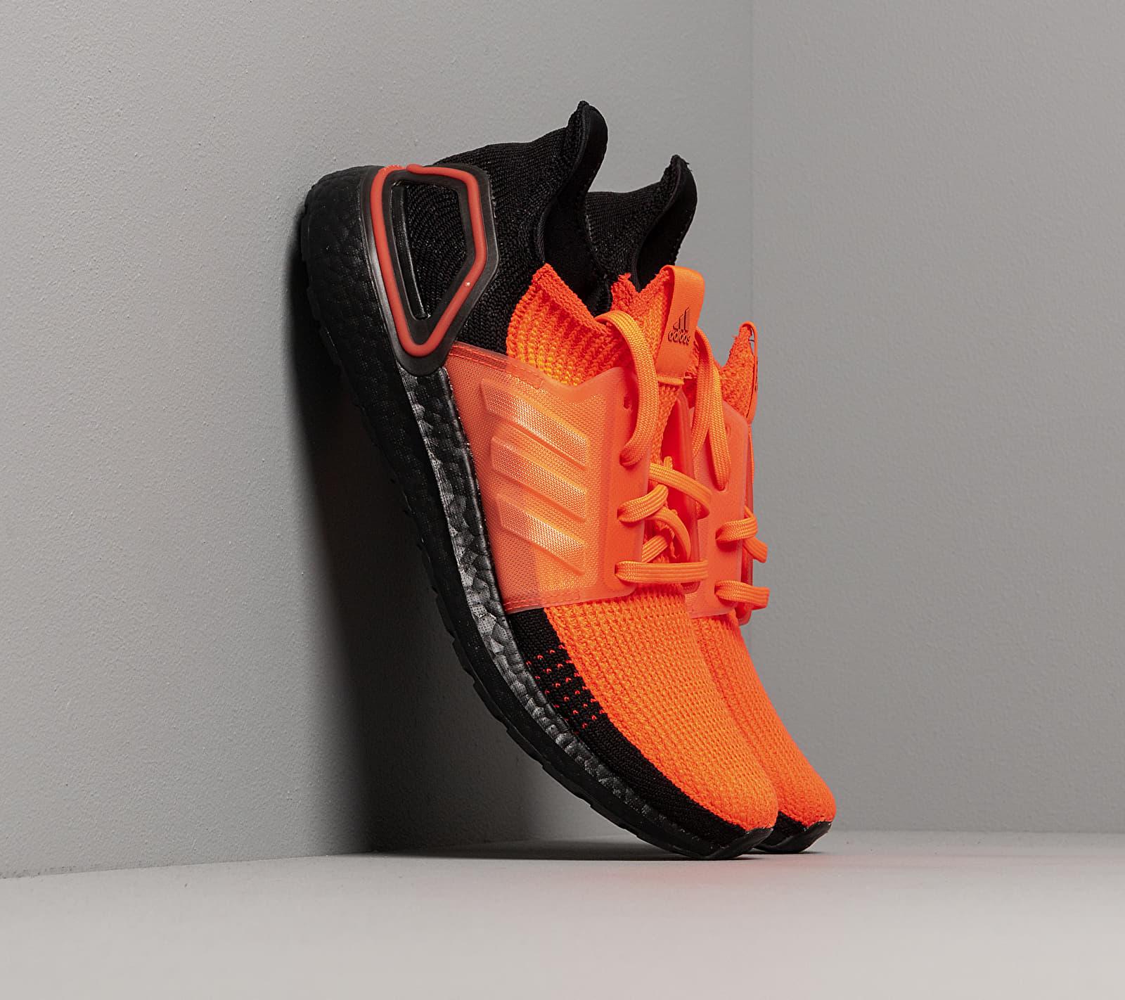 adidas UltraBOOST 19 M Solar Red/ Core Black/ Solar Red G27131