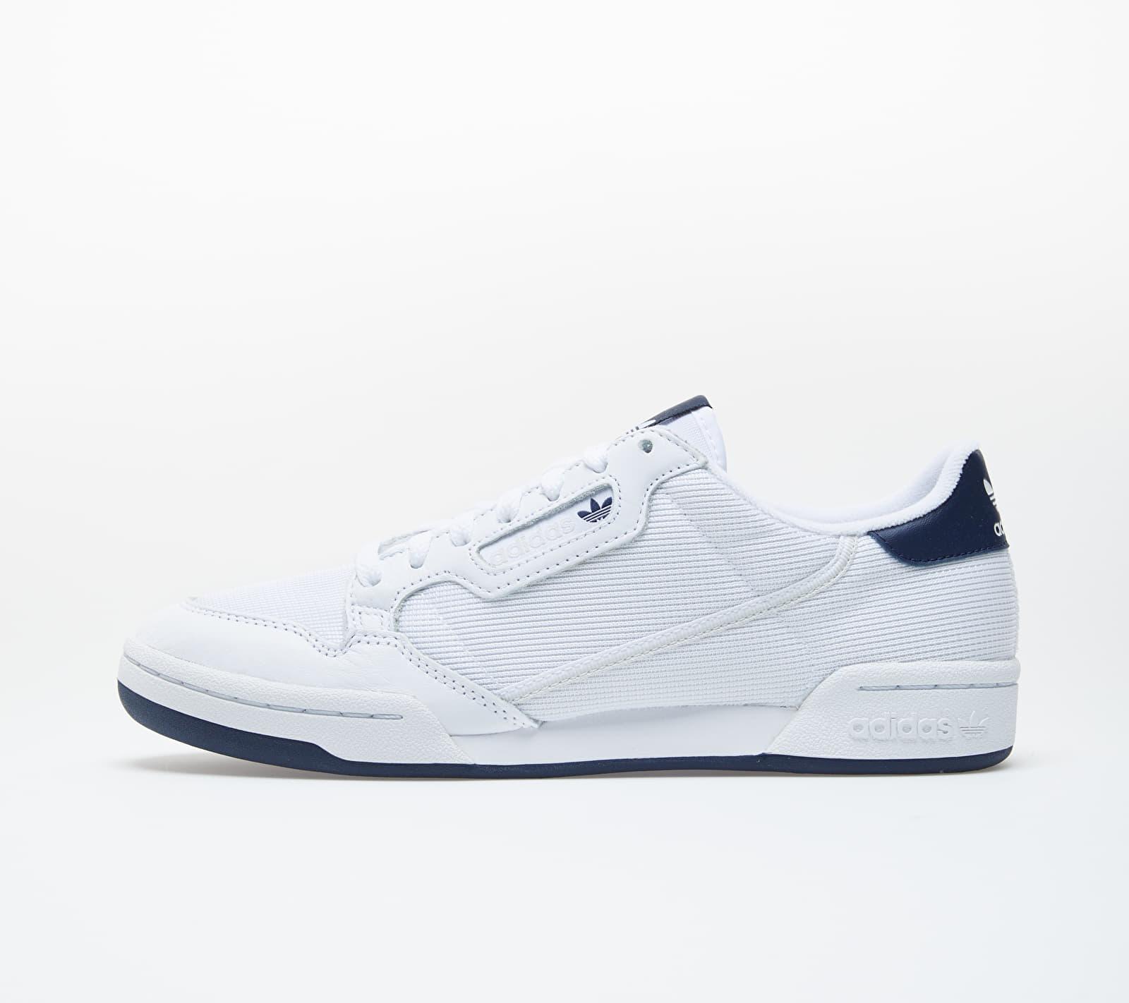 adidas Continental 80 Ftw White/ Grey One/ Collegiate Navy EF5996