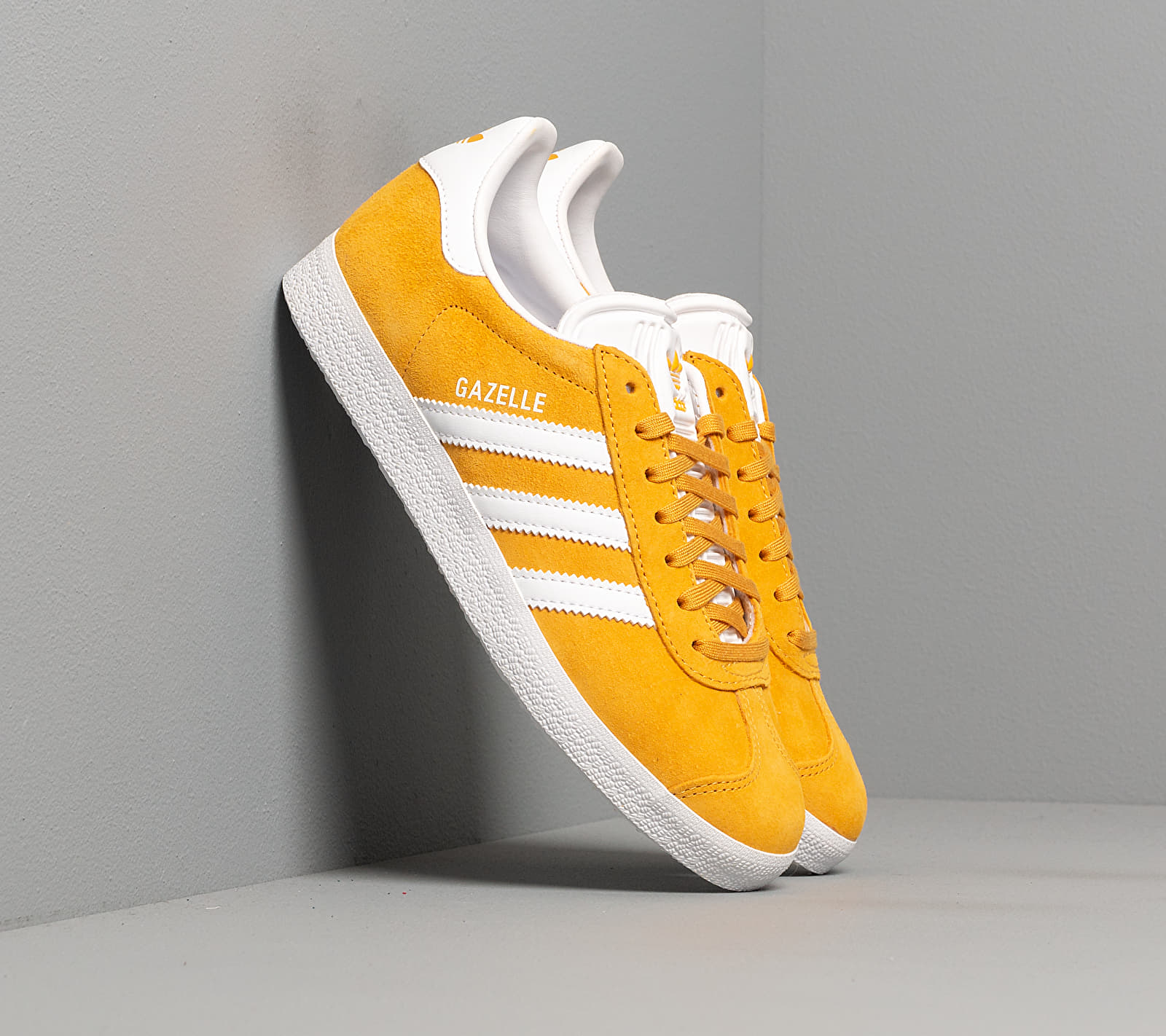 adidas Gazelle Active Gold/ Ftw White/ Ftw White EE5507