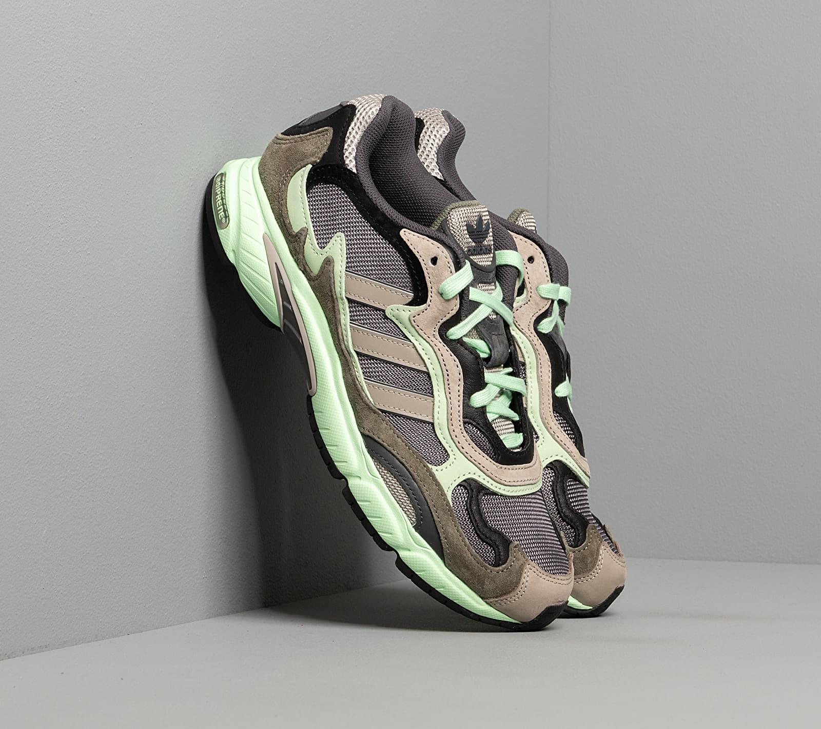 adidas Temper Run Grey Six/ Fear Grey/ Core Black EF4459