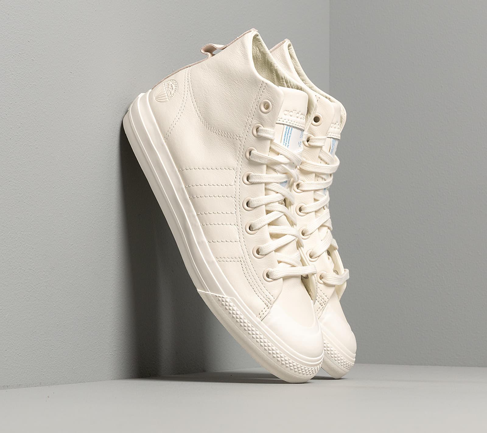 adidas Nizza Hi Rf Off White/ Off White/ Off White EF5756