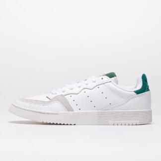 adidas Supercourt Ftw White/ Ftw White/ Core Green EF5884