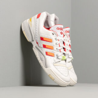 adidas Torsion Comp Crystal White/ Signature Coral/ Glow Red EF5973