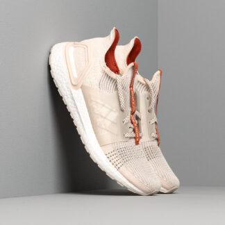 adidas x Wood Wood UltraBOOST 19 Linen/ Fox Red/ Clear Brown EG1727