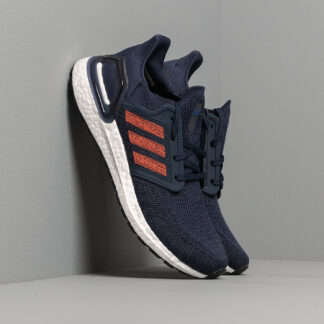 adidas UltraBOOST 20 Collegiate Navy/ Solid Red/ Royal Blue EG0693