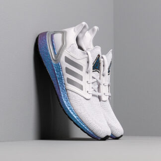 adidas UltraBOOST 20 Dash Grey/ Grey Three/ Blue Vime EG0755