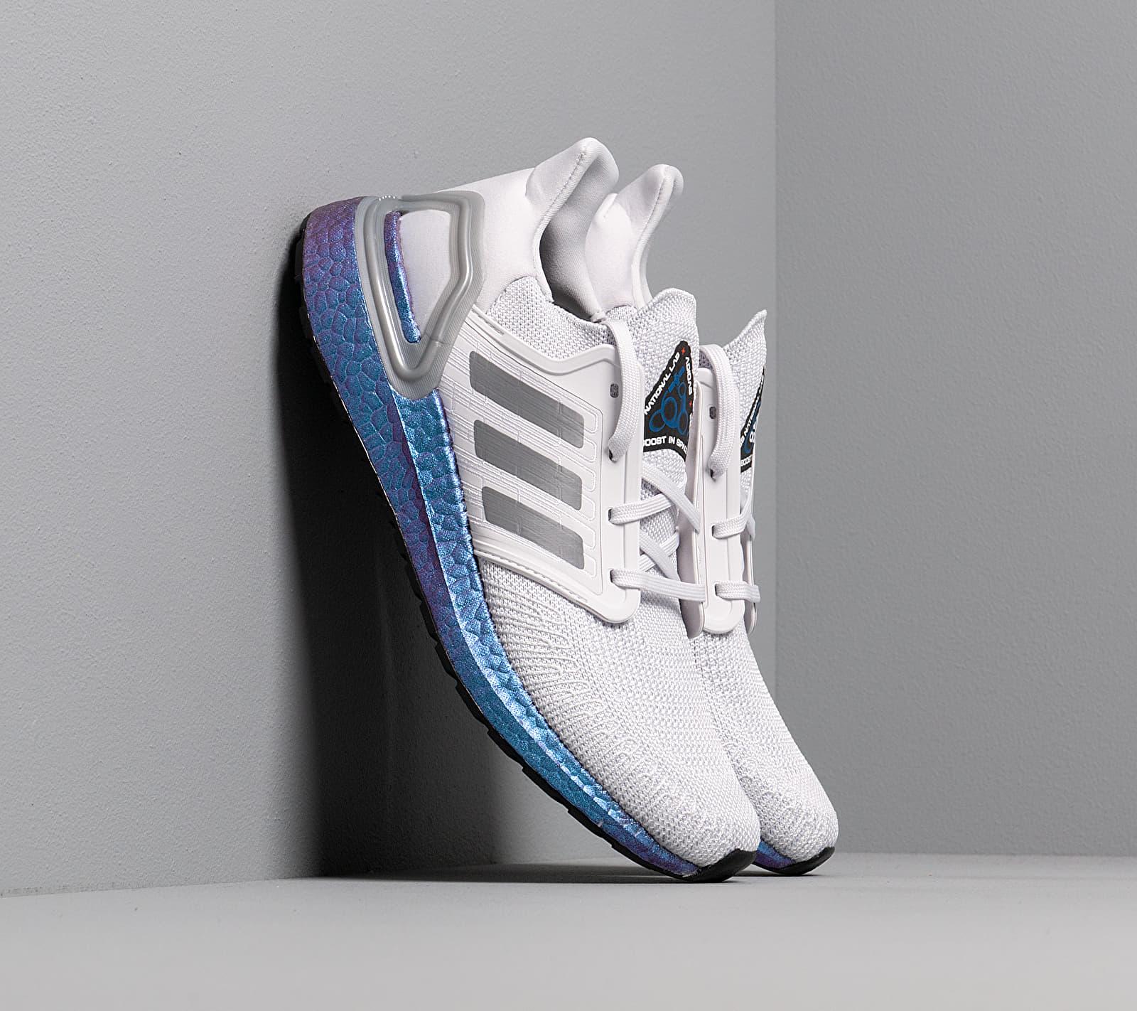 adidas UltraBOOST 20 Dash Grey/ Grey Three/ Blue Vime EG0755
