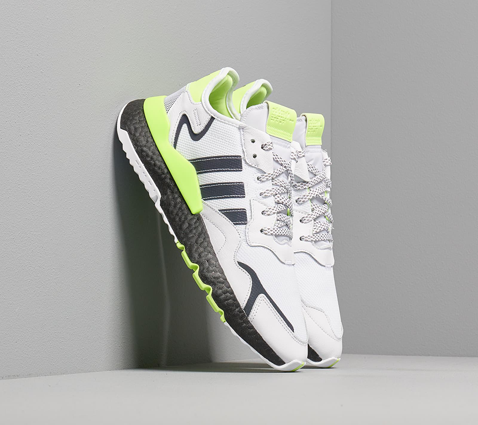 adidas Nite Jogger Ftw White/ Core Black/ Siggnr EG6749