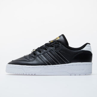 adidas Rivalry Low Core Black/ Core Black/ Ftw White FV3347