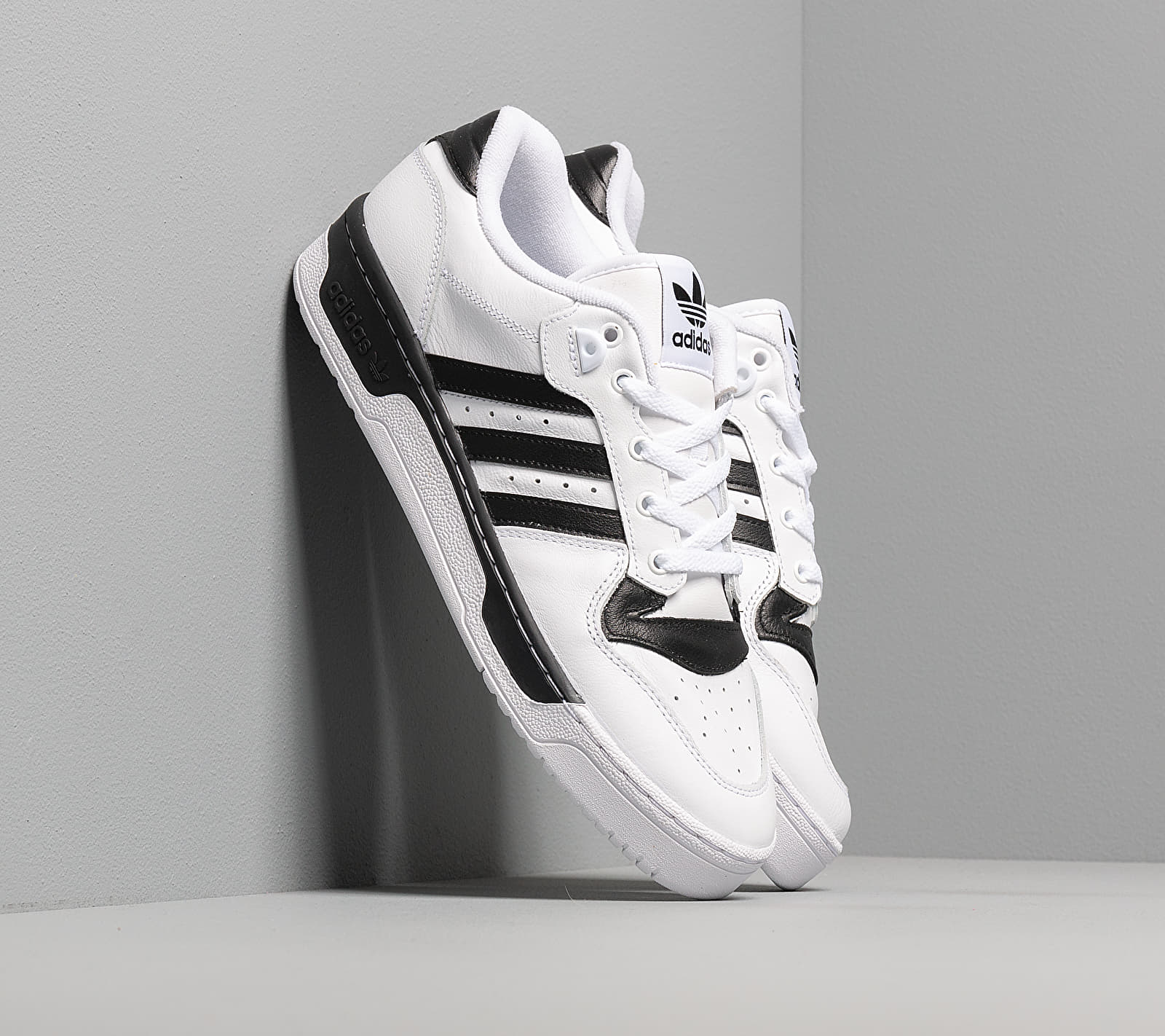 adidas Rivalry Low Ftw White/ Ftw White/ Core Black EG8062