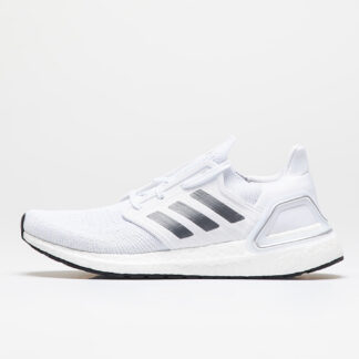 adidas UltraBOOST 20 Ftw White/ Night Metalic/ Dash Grey EG0783