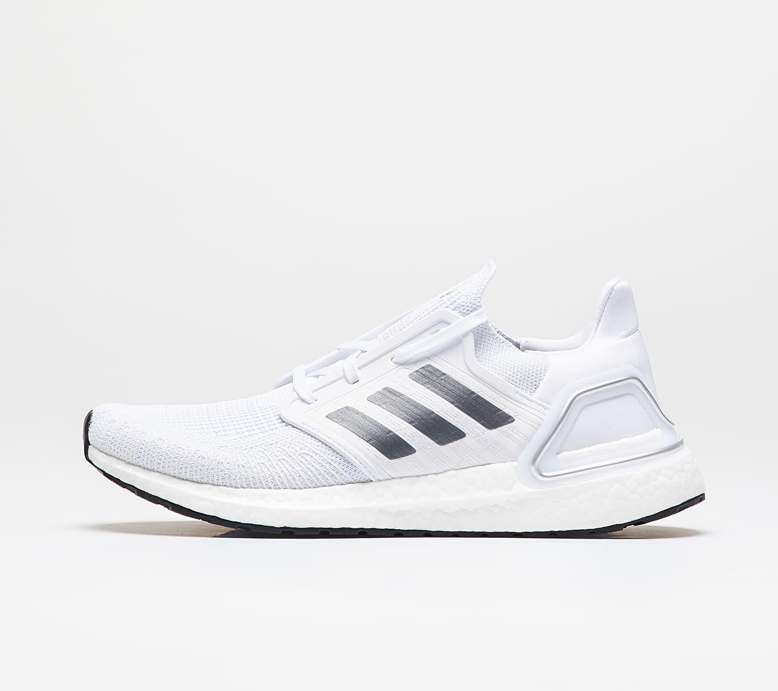 adidas UltraBOOST 20 Ftw White/ Night Metalic/ Dash Grey EG0783