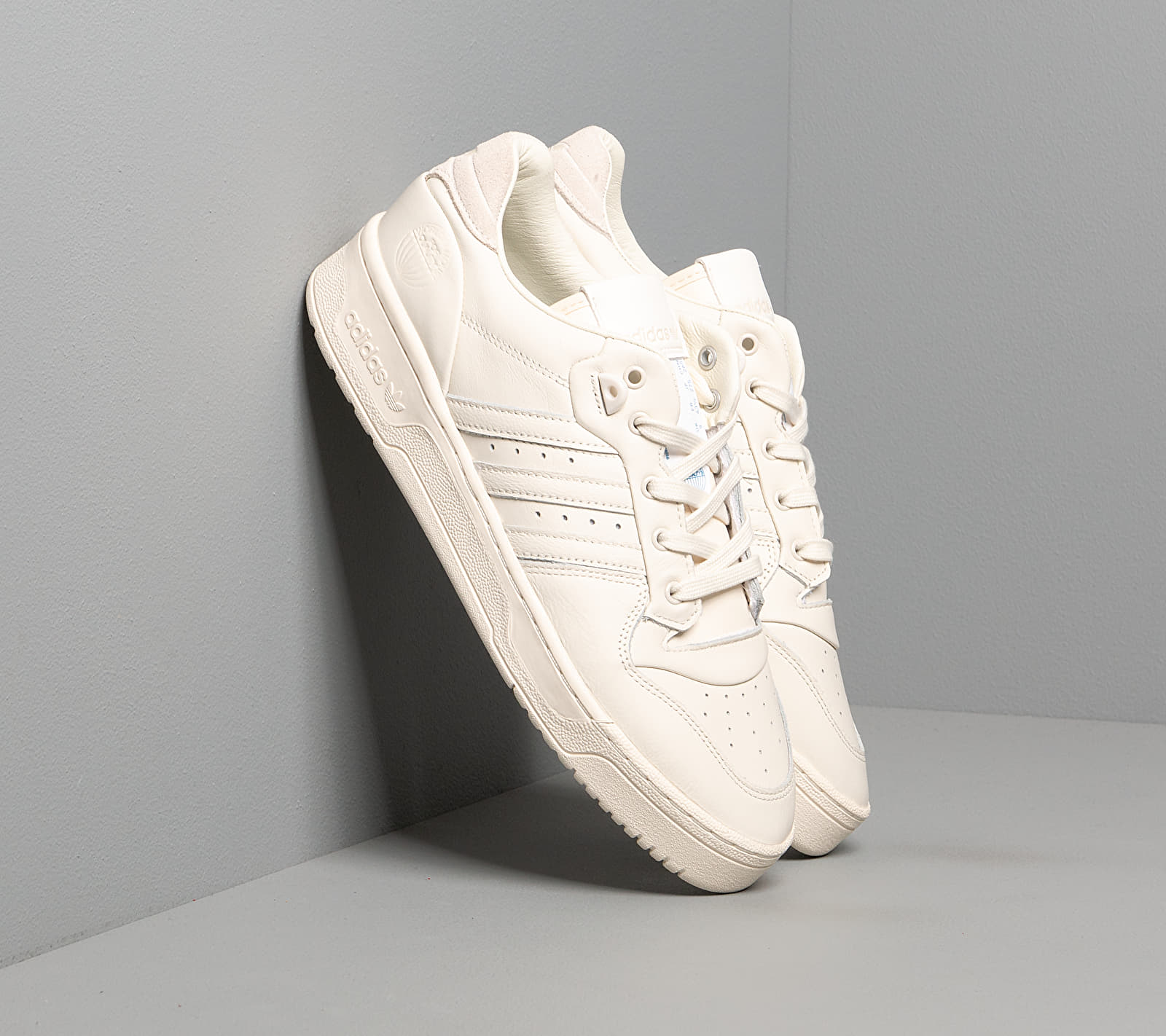 adidas Rivalry Low Off White/ Off White/ Ftw White FV4432