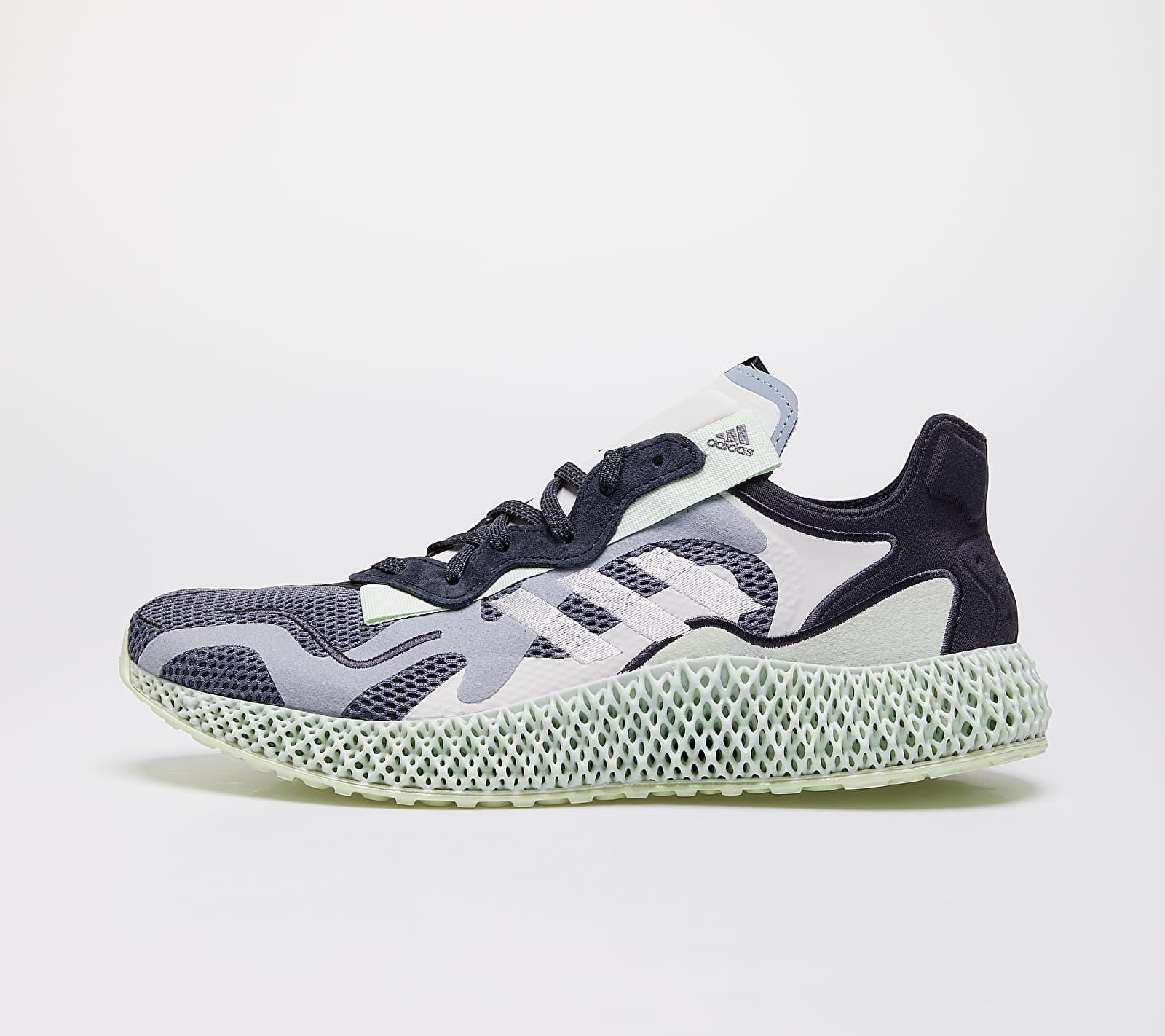 adidas Consortium Runner EVO 4D Onix/ White/ Light Green EG6510