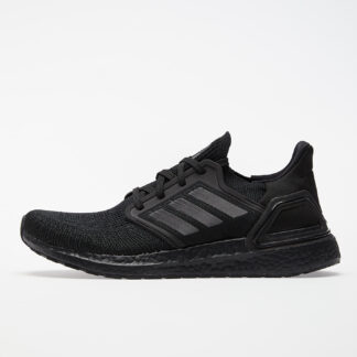 adidas UltraBOOST 20 Core Black/ Core Black/ Solar Red EG0691