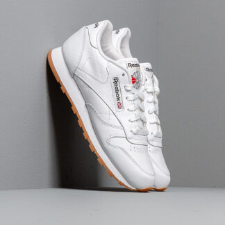 Reebok Classic Leather White/ Gum 49799