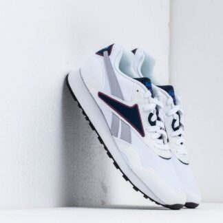 Reebok Rapide Mu White/ Navy/ Violet/ Cobalt CN7520