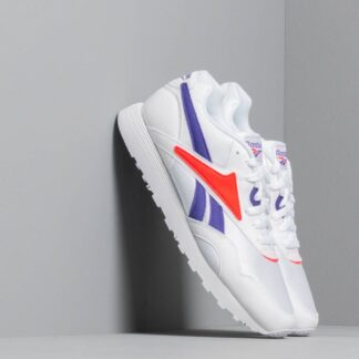 Reebok Rapide MU White/ Team Purple/ Neon Red DV3805