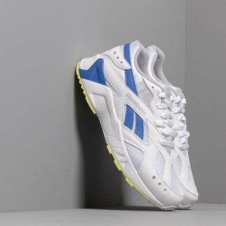 Reebok Aztrek White/ Cold Grey/ Cobalt/ Lime DV3900