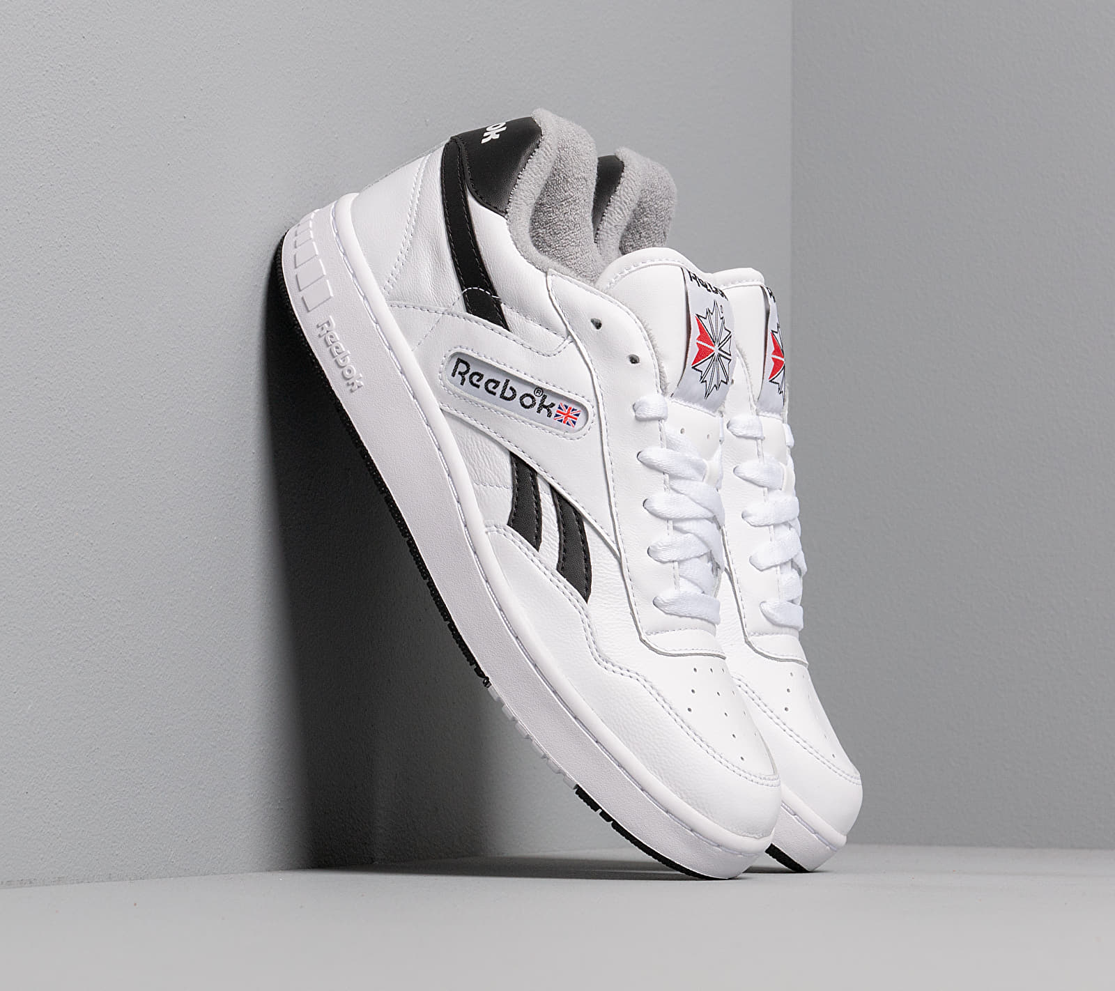 Reebok BB 4000 White/ Black/ Tin Grey EH3342