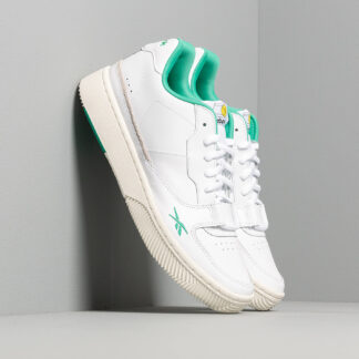 Reebok Dual Court White/ Chalk/ Emerald EG6016