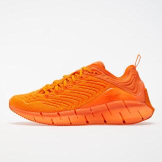 Reebok x Mita Zig Kinetica Slate Orange/ Ftw White/ True Grey 7 FW6037