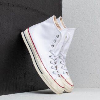Converse Chuck Taylor All Star 70 Hi White/ Garnet/ Egret 162056C