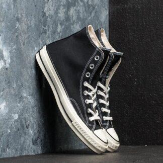 CONVERSE CHUCK TAYLOR ALL STAR 70 HI Black/ Black/ Egret 162050C