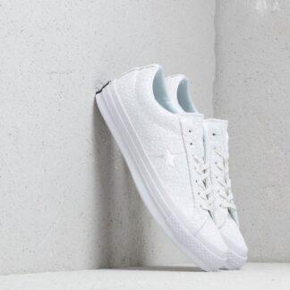 Converse One Star Ox White/ Silver/ White 162618C