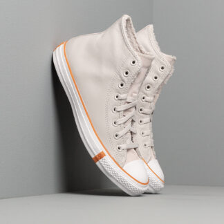Converse Chuck Taylor All Star Faux Shearling Pale Putty/ White/ Honey 166125C
