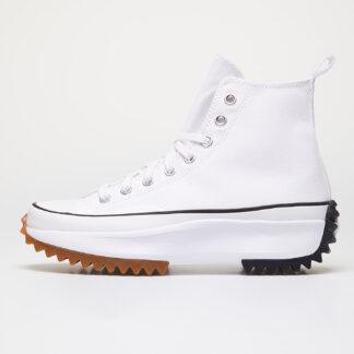 Converse Run Star Hike Hi White/ Black/ Gum 166799C
