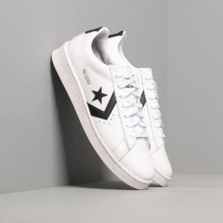 Converse Pro Leather Gold Standard White/Black 167237C