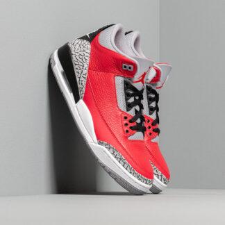Air Jordan 3 Retro Se Fire Red/ Fire Red-Cement Grey-Black CK5692-600