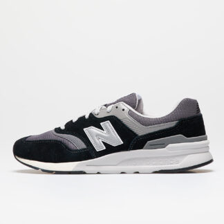 New Balance 997 Black/ Gray CM997HBK