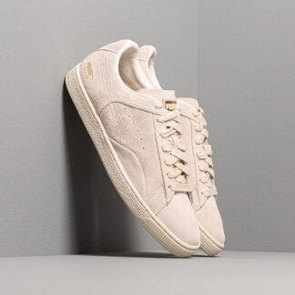 Puma Suede Notch Whisper White-Metallic Gold 37008201