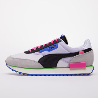 Puma Future Rider Play On Puma White-Gray Violet 37114907