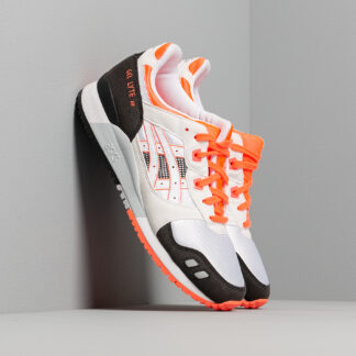 Asics GEL-LYTE III OG White/ Flash Coral 1191A266-101
