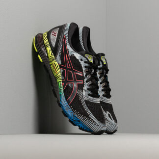 Asics Gel-Nimbus 21 LS Black/ Electric Blue 1011A632-001